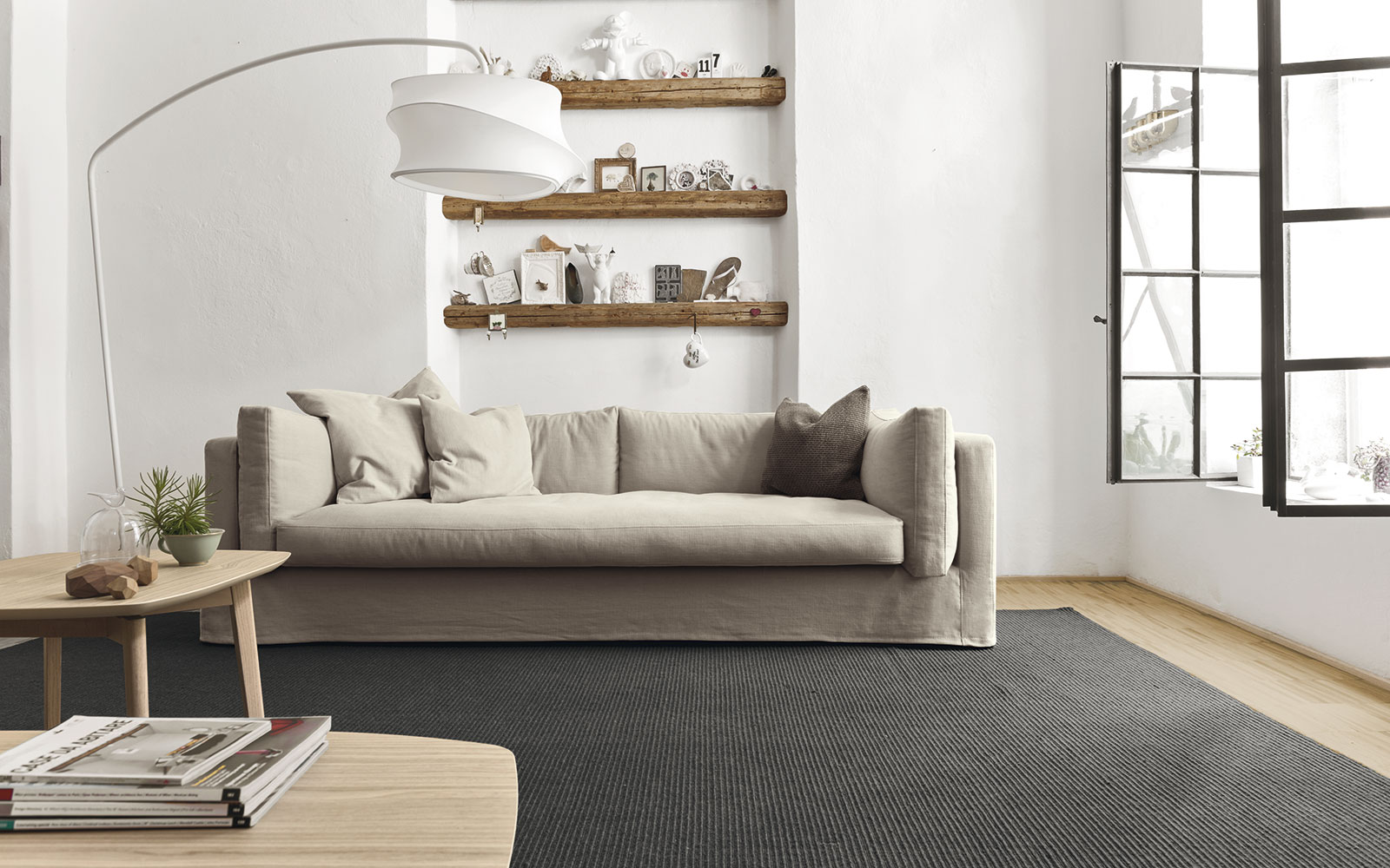 Divano Glammy by calligaris