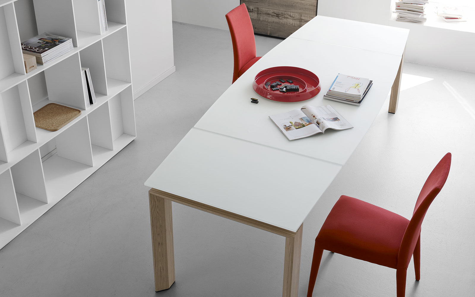 Tavolo Calligaris Moving natural