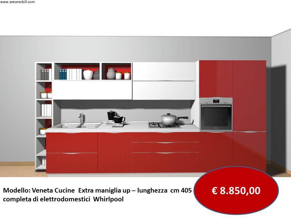 laccato rosso cannella per una cucina dal grande carattere scrivi a venetacucinedomusarredilissoneit per conoscere il costo della tua nuova cucina