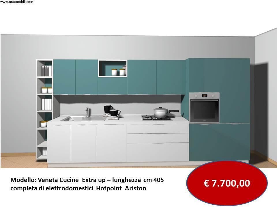 Veneta Cucine Maniglie.Veneta Cucine Modello Ethica Maniglia Up Euro 7 700 00